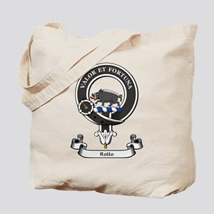 Badge-Rollo [Powhouse] Tote Bag